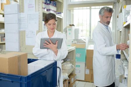 operação farmacêutica